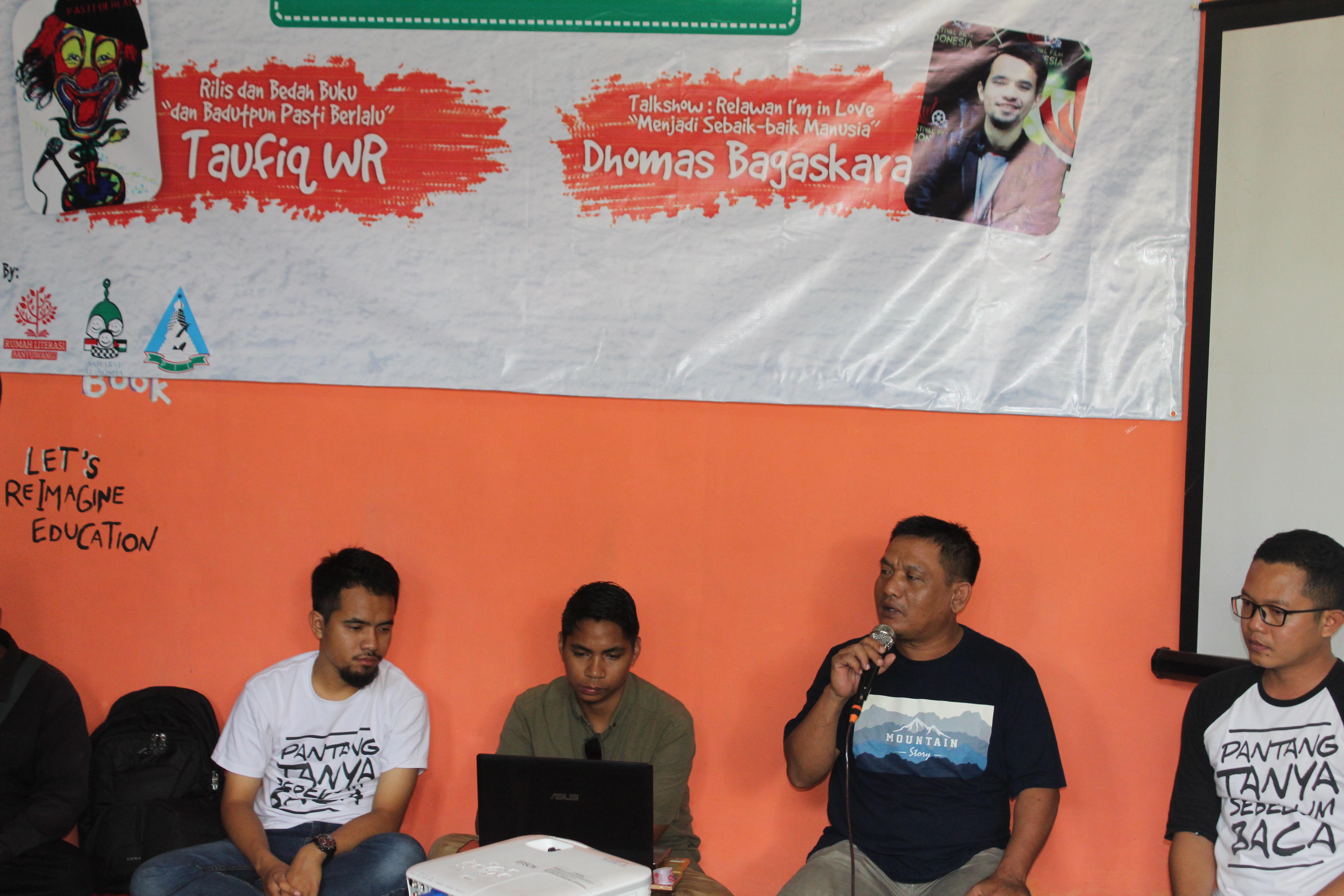 Desa Literasi Membangun Indonesia Dari Kampoeng Halaman