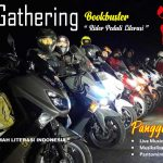 Gathering YNCI dan Rumah Literasi Indonesia untuk kolaborasi Bookbuster