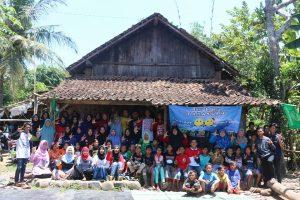 Ingin Ikut Membangun Kampung Halaman, Pemuda Desa Inisiasi Rumah Baca Tabassam