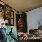 Mengintip Kisah Relawan, Sulut Budaya Literasi Melalui Seni Di Desa Bunder