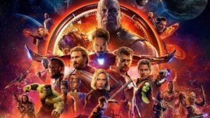 Dalam film Avenger: Infinity War (marvel)  , super hero aja kolaborasi,  masak kamu tidak?