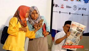 Oplosan Bikin Mabuk Penonton di Perayaan 1st Anniversary Banyuwangi TV