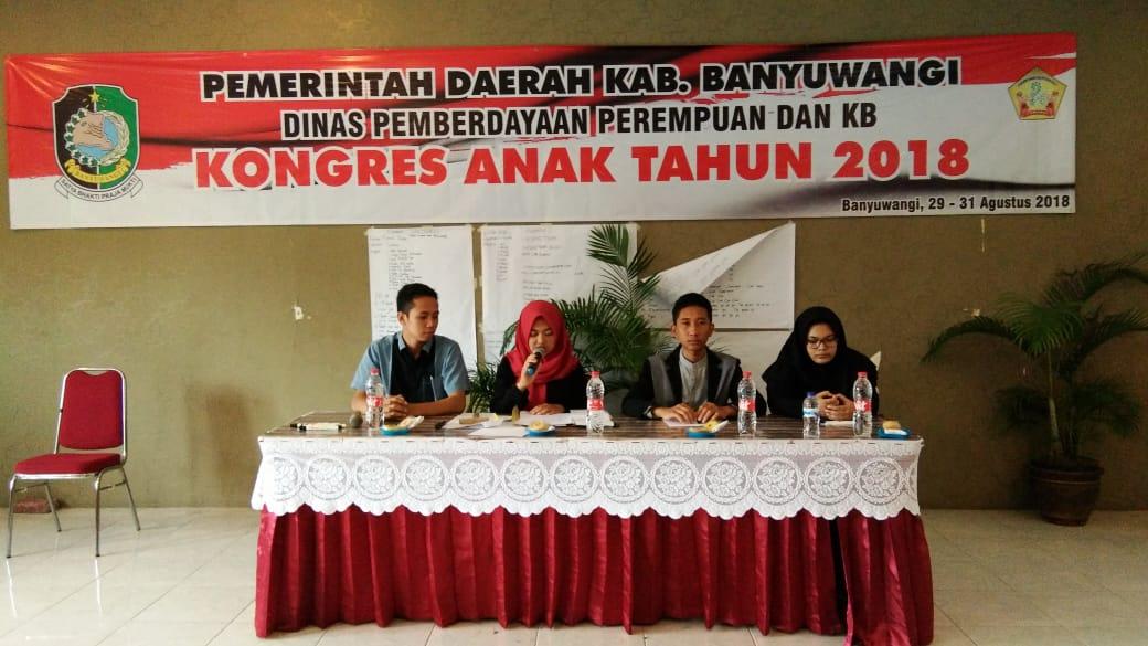 Konres Anak 2018, DPP & KB Gandeng Fasilitator Provinsi dan Pegiat Literasi