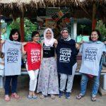 Gabungkan Piknik dan Pendidikan, Alumni UNPAD Sambang Rumah Baca
