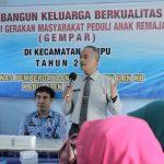 GEMPAR 25 Kecamatan, Anaknya Sekolah Orangtuanya Belajar.