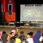 """Jadikan Film Sebagai Sumber Belajar, Pegiat Literasi Gagas """"Bioskop Warga"""""""